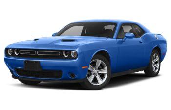 2019 Dodge Challenger - Indigo Blue