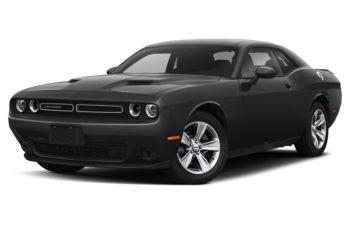2019 Dodge Challenger - Destroyer Grey