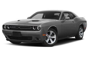 2019 Dodge Challenger - Destroyer Grey