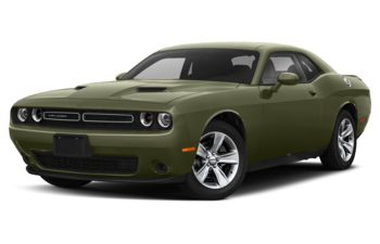 2021 Dodge Challenger - F8 Green Metallic