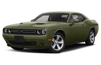 2021 Dodge Challenger - F8 Green Metallic