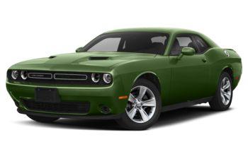 2019 Dodge Challenger - F8 Green Metallic