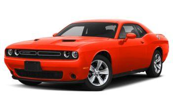 2021 Dodge Challenger - Go Mango