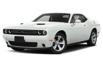 2021 Dodge Challenger - White Knuckle