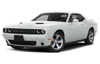 2019 Dodge Challenger - White Knuckle