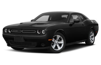2020 Dodge Challenger - Pitch Black