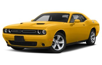 2019 Dodge Challenger - Yellow Jacket