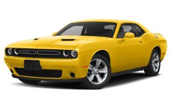 2019 Dodge Challenger - Yellow Jacket