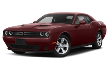 2021 Dodge Challenger - Hellraisin