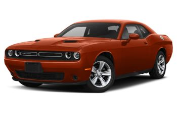 2020 Dodge Challenger - Sinamon Stick