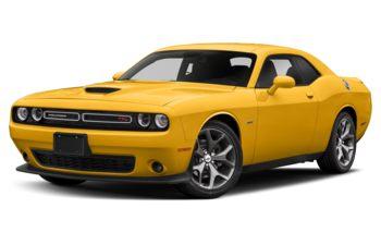 2019 Dodge Challenger - Pitch Black