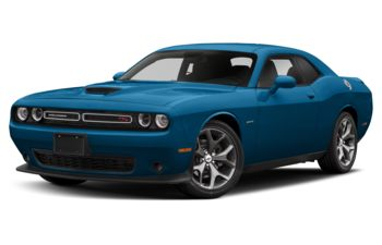 2021 Dodge Challenger - Frostbite Pearl