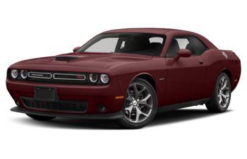 2021 Dodge Challenger - Hellraisin