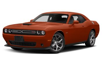 2021 Dodge Challenger - Sinamon Stick