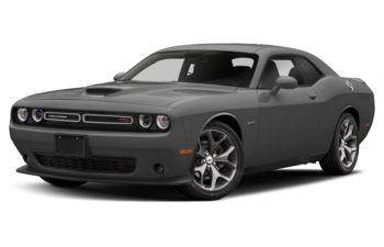 2021 Dodge Challenger - Smoke Show