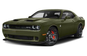 2020 Dodge Challenger - F8 Green Metallic