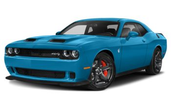 2019 Dodge Challenger - B5 Blue Pearl