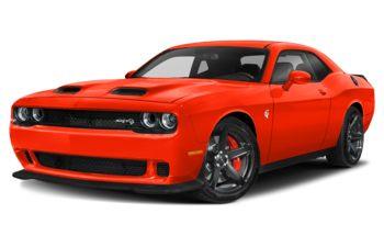 2020 Dodge Challenger - Go Mango