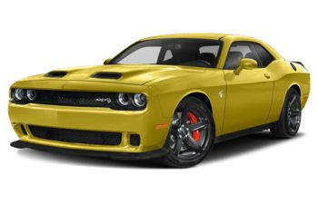 2021 Dodge Challenger - Gold Rush Pearl