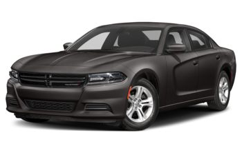 2021 Dodge Charger - Granite Crystal Metallic