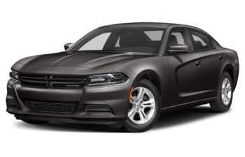 2020 Dodge Charger - Granite Crystal Metallic