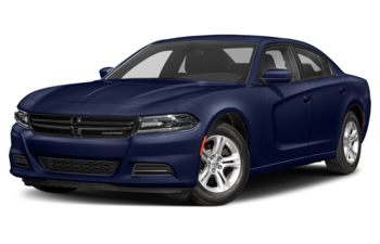 2021 Dodge Charger - Indigo Blue