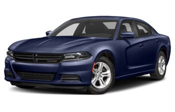 2020 Dodge Charger - Indigo Blue