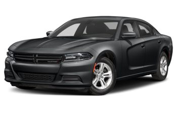 2019 Dodge Charger - Destroyer Grey