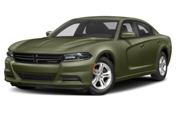 2021 Dodge Charger - F8 Green Metallic