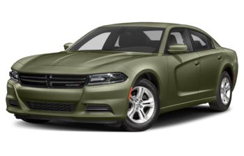 2020 Dodge Charger - F8 Green Metallic