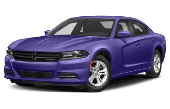 2019 Dodge Charger - Plum Crazy Pearl