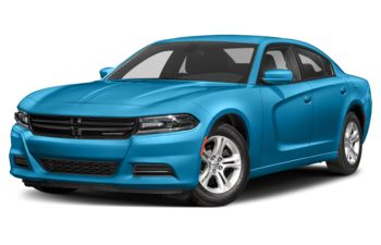 2019 Dodge Charger - B5 Blue Pearl