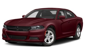 2021 Dodge Charger - Octane Red Pearl