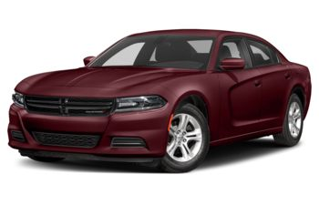 2020 Dodge Charger - Octane Red Pearl