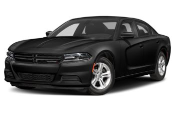2020 Dodge Charger - Pitch Black