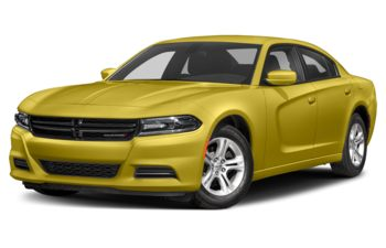 2021 Dodge Charger - Gold Rush P/C