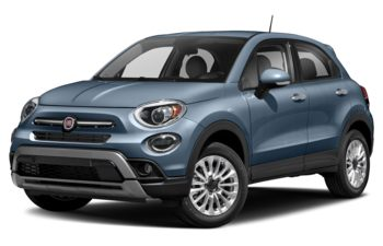 2020 Fiat 500X - Blue Sky Metallic