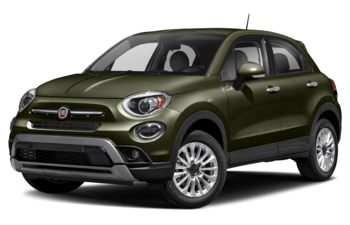 2020 Fiat 500X - Vibrante Green Metallic