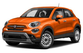 2020 Fiat 500X - Arancio (Orange)