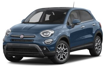 2019 Fiat 500X - Blue Sky Metallic