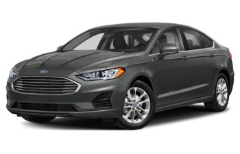 2020 Ford Fusion - Magnetic