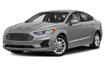 2019 Ford Fusion - Ingot Silver Metallic