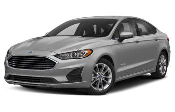 2019 Ford Fusion Hybrid - Ingot Silver Metallic