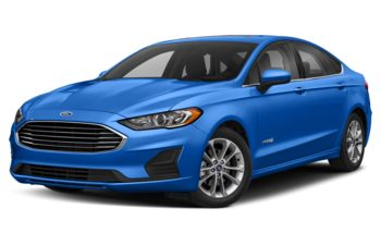 2019 Ford Fusion Hybrid - Velocity Blue Metallic