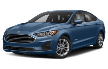 2019 Ford Fusion Hybrid - Metallic Blue