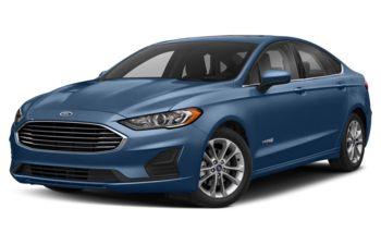 2019 Ford Fusion Hybrid - Metallic Blue