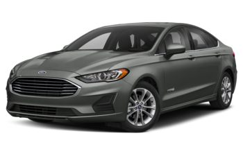 2019 Ford Fusion Hybrid - Magnetic Metallic