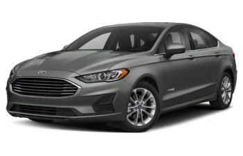 2019 Ford Fusion Hybrid - Magnetic Metallic