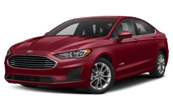 2019 Ford Fusion Hybrid - Ruby Red Metallic Tinted Clearcoat