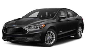 2020 Ford Fusion Hybrid - Agate Black